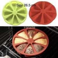 PANACHE Divided Silicone Baking Mould Loyang Cetakan Puding Kue Roti
