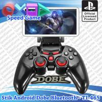 GAMEPAD STIK STICK ANDROID WIRELESS BLUETOOTH DOBE TI 465