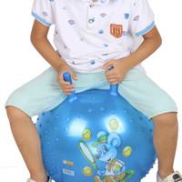 PANACHE Massage Jumping Ball with Handle size 45 cm Bola Sport Anak
