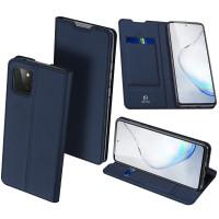 Samsung Galaxy Note 10 Lite New Flip Case Dux Ducis Original Cover