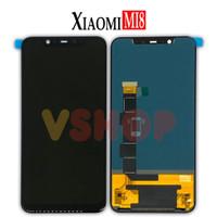 LCD TOUCHSCREEN XIAOMI MI8 - XIAOMI MI 8 LCD TS FULLSET