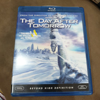 Blu ray The Day After Tomorrow Reg A US (Ada sdkt baret)