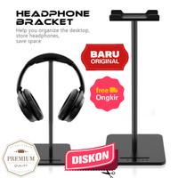 Gantungan Headset TaffSTUDIO Universal Headphone Stand Hanger Bracket