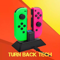 MIMD 2 in 1 Charger Dock Joycon Nintendo Switch