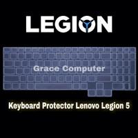 Keyboard Protector Lenovo Legion 5 - Transparant
