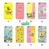 Hard Case Handphone 3D Spongebob Fullprinting All Type - Casing HP - C