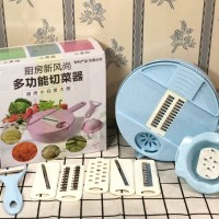 food slicer / alat pemotong sayuran 9 in 1