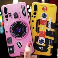 Hardcase Camera 3D All Type Fullprinting - Case - oppo - vivo - samsun