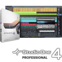 DAW - Presonus Studio One 4 Complete Edition