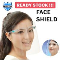 face Shield kacamata APD anti virus anti droplet kacamata safety