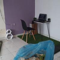 WFH SET D Meja Kantor dan Kursi