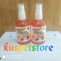 Parfum Anjing Kucing- PPP Designer Fresh Cologne of The Wild 118ml