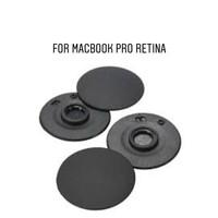 1 set Rubber Feet Kaki Karet Macbook Pro Retina 4 Pcs