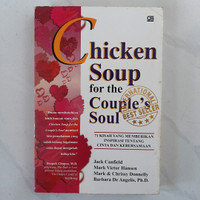 Buku Chiken Soup For The Couple's Soul by Jack Canfield