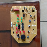 Modul pcb kipas angin maspion mwf 3601 rc
