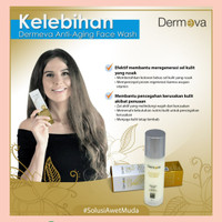 Dermeva Facial wash/Anti Aging/