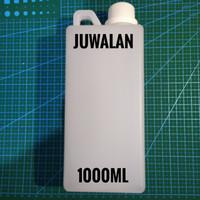 1000ml Jerry can HDPE derigen drigen nat Segel