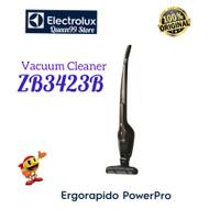 VACUUM CLEANER ELECTROLUX ZB3423B ERGORAPIDO POWERPRO NEW SERIES