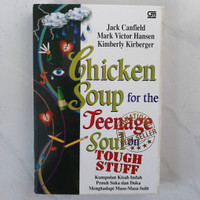Buku Chicken Soup For The Teenage Soul by Jack Canfield