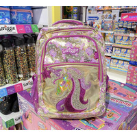 Smiggle Backpack Unicorn Gold Series Tas Anak SD Original Diskon