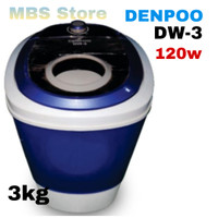 Mesin cuci Denpoo Mini DW 3 ( 3kg )