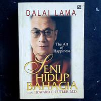 Bku Seni Hidup Bahagia by Dalai Lama - The Art Of Happiness