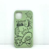 iphone 11 pro x xr xs max silikon case motif toy story - iphone 7 plus - Iphone 11
