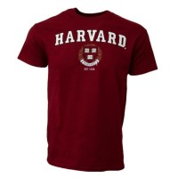 Kaos T-Shirt HARVARD lengan pendek Premium Size XS-XXL varian warna - LenganPendek, XL