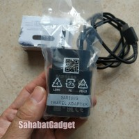 Charger Samsung Super Fast Charging 25W Galaxy Note 10 S10 ORI BLACK