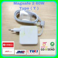 Adaptor Original Charger MacBook MagSafe 2 pro & air 60W Tipe T