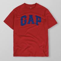 Gap Basic Logo Tshirt Red Original