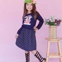 dress princess anak perempuan nyaman lucu