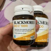 blackmores black mores bio c vitamin c vit c 1000mg 1000 mg 31 tabs