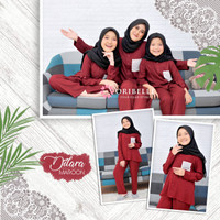 Dilara setelan homewear kids size 6,8 by Oribelle basic