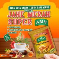 jahe merah super AMH sachet