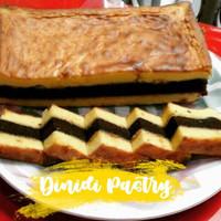 kue lapis surabaya rasa original 1,5kg dengan mentega wijsman