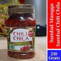 Sambal Chili Chila Sambal Mangga 210gr