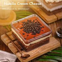 Nutella cream cheese