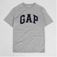 Gap Basic Logo Tshirt Grey