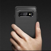 Case Samsung A9 2018 Slim Fit Carbon Soft Case Samsung A9 2018