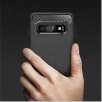 Case Samsung S10e Slim Fit Carbon Soft Case Samsung S10e