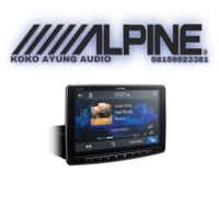 ALPINE ILX F259 Head Unit single din Layar 9