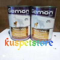 Dogfood Kaleng GEMON Adult Mini Chicken Rice 415g Makanan Anjing Basah