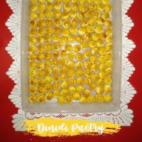 kue nastar 500gram , dengan mentega wijsman dan nanas asli