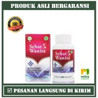 Walatra Sehat Wanita / Walatra Bersih Wanita Original 100% Herbal Asli