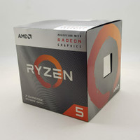 Processor AMD Ryzen 5 3400G 3.7 Ghz BOX