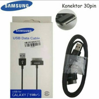 Kabel data charger Samsung Galaxy Tab 2 P1000 P3100 N8000 original