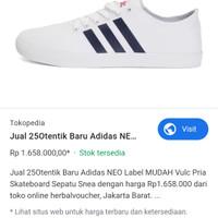 adidas | sepatu second adidas original | sepatu pria import