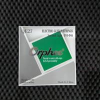 Orphee QE27 - Senar Gitar Elektrik Murah Normal Light 010 - 46 Origina