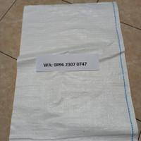 Karung Plastik Beras Putih Susu 10kg 10 kg 35x53 35 x 53